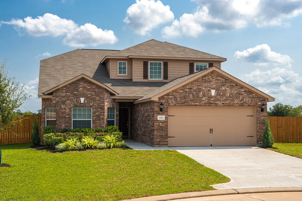 LGI Homes Princeton Texas