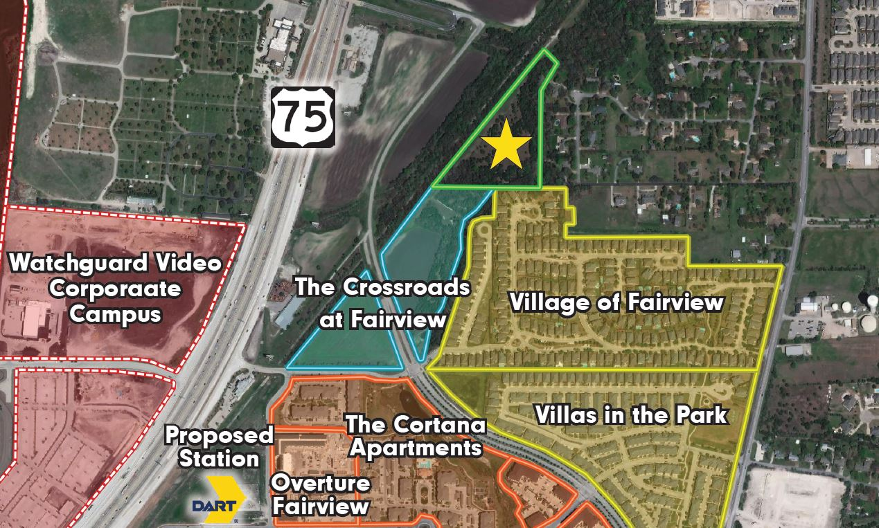 Land for Sale in Fairview Texas
