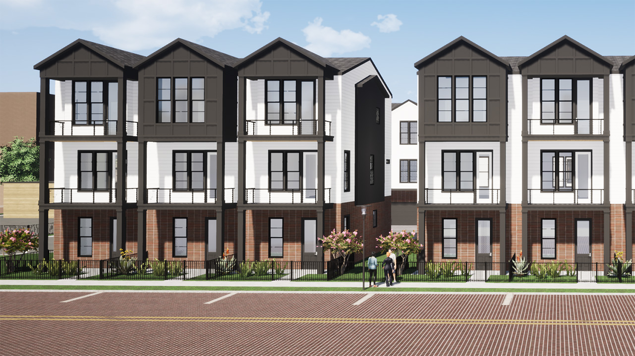 West Oak Townhomes