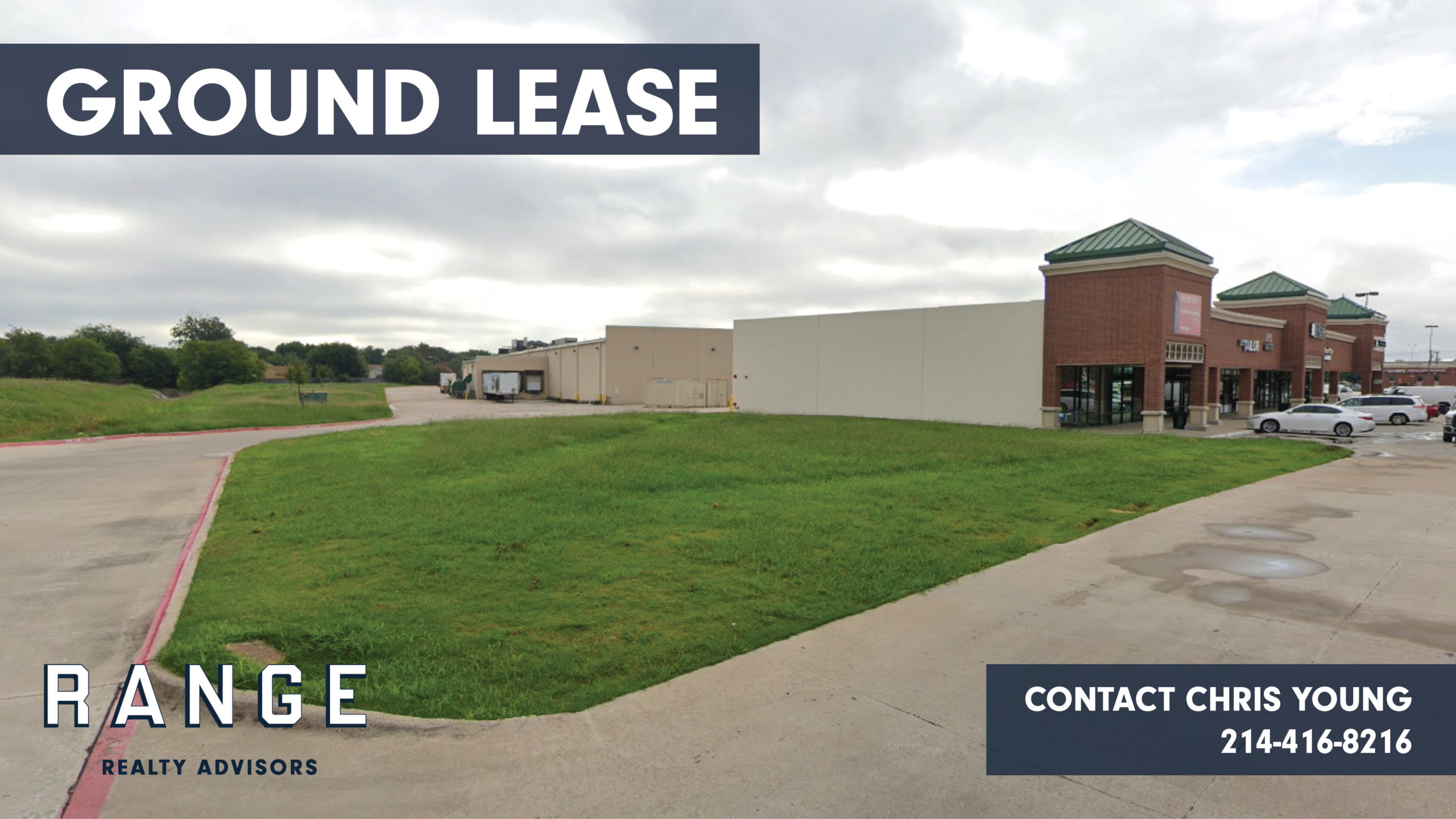 Ground Lease - 6650 N Beach St in Fort Worth, TX